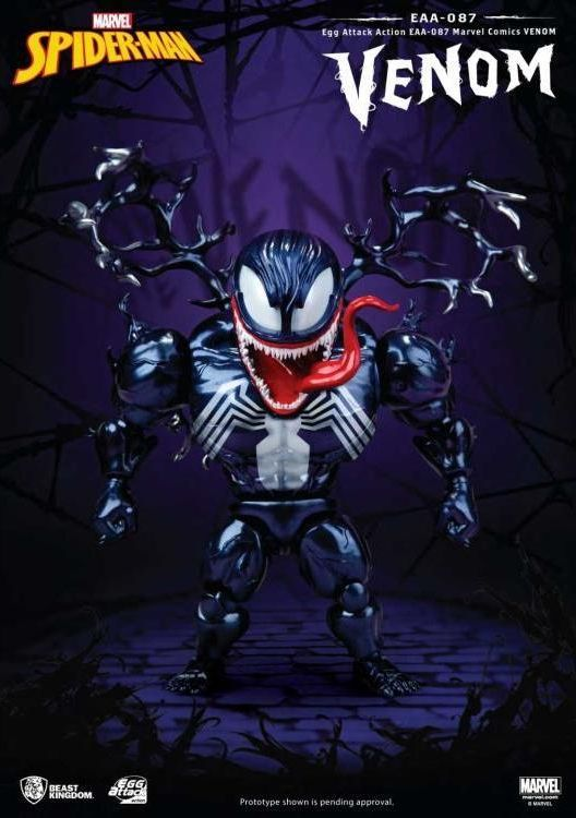 [Pre-Order] Egg Attack Action : Spider-Man - Venom